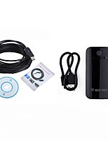 5.5MM Lens Wifi Endoscope Camera Borescope Waterproof Camera Endoscopic iOS Android USB Endoscope 10M Cable