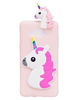Case For Samsung Galaxy J7 (2017) J3 (2017) Pattern DIY Back Cover Unicorn 3D Cartoon Soft TPU for J7 (2016) J7 (2017) J5 (2016) J5