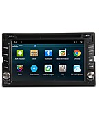 Android 6.0 6.2-inch  Car DVD Player with Quad-Core Contex A9 1.6GHz Radio WIFI 4G GPS RDS