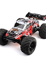 RC Car Q39 2.4G Rock Climbing Car Off Road Car High Speed 4WD Drift Car Buggy SUV 1:12 Brush Electric 40 KM/H Remote Control Rechargeable