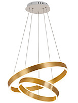 Inspiré de la nature LED Chic & Moderne Montage du flux Pour Intérieur Chambre à coucher Salle à manger Ampoule incluse