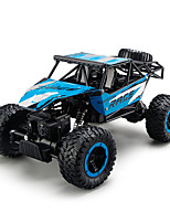 RC Car JJRC Q15 2.4G Rock Climbing Car Off Road Car High Speed 4WD Drift Car Buggy 1:14 KM/H Remote Control Rechargeable Electric