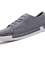 Men's Shoes Rubber Fall Comfort Sneakers Lace-up For Outdoor Blushing Pink Gray Black