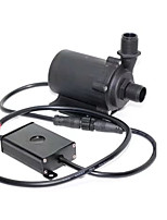 Aquarium Water Pump Filter Low Noise Adjustable Easy to Install ABS Ceramic Silicone 24VV