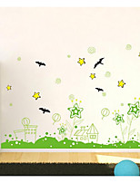 Animals Wall Stickers Plane Wall Stickers Decorative Wall Stickers,Plastic Material Home Decoration Wall Decal
