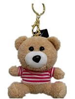 Key Chain Toys Bear Animal Unisex Pieces