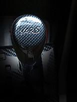Automobile Remplacement du bouton de changement de véhicule(Fibre de Carbone)Pour Toyota Toutes les Années Yaris