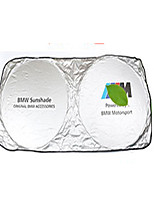 Automotive Car Sun Shades & Visors Car Visors For BMW 3 Series 5 Series 7 Series X1 Aluminium