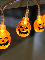 20pcs Halloween Party LED Light String Warm White Lights Lamp Lanterns Decoration