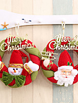 Animali Ispiratore Pupazzo di neve Santa Fiocco di neve Parole e citazioni Vacanze Natura morta Natale Da serataForDecorazioni di festa