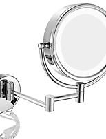 Espelho Contemporâneo 21.5cm 27.1cm 20 Espelho Montagem de Parede