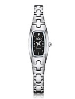 Women's Fashion Watch Quartz Stainless Steel Band Silver Gold
