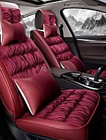 Automotive Seat Covers For universal All years Car Seat Covers Leather Fabrics