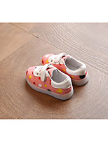 Girls' Shoes Cotton Fall Winter Comfort Sneakers For Casual Blushing Pink Blue Gray
