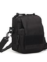 2 L Waist Bag/Waistpack Camping / Hiking Hunting Hiking Wearable Cloth Nylon