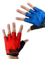 Спортивные перчатки Перчатки для велосипедистов Дышащий Без пальцев Лайкра Горные велосипеды Шоссейные велосипеды Велосипедный спорт /
