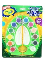 Игрушечные планшеты для рисования Музыка, искусство и рисунки Обучающая игрушка Игрушки Овал Классика Живопись Своими руками Классика