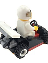 Building Blocks Race Car Toys Car Kids 1 Pieces