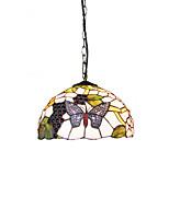 Durchmesser 30cm Tiffany Pendelleuchten Glas Lampenschirm Wohnzimmer Schlafzimmer Esszimmer Leuchte