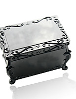 Cosmetic Box Makeup Storage Floral Special Design Others Plastics