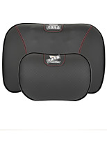 Automotive Headrest & Waist Cushion Kits For Cadillac All years General Motors XT5 ATSL XTS CT6 Car Headrests Leather