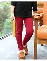 Girls' Color Block Pants-Others Fall