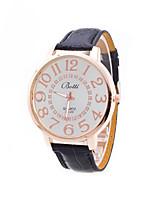 Women's Wrist watch Fashion Watch Casual Watch Quartz PU Band