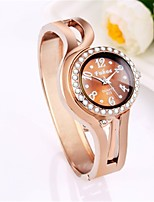 Women's Fashion Watch Wrist watch Casual Watch Quartz Alloy Band