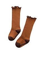 Girls Socks & Stockings,Spring/Fall Cross-Seasons 100% Cotton