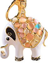 Key Chain Toys Novelty Elephant Animal Unisex Pieces