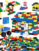 DIY KIT Building Blocks Toys Square Toys DIY New Design Kids Adults' Pieces