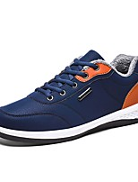 cheap -Men's Shoes Comfort Sneakers Running Shoes for Athletic Casual Black Gray Blue