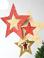 1pc Noël Décorations de NoëlForDécorations de vacances 30*30
