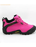 Running Shoes Mountaineer Shoes Women's Anti-Slip Rain-Proof Wearable Breathability Leisure Sports Low-Top Nylon Leatherette EVA Hiking