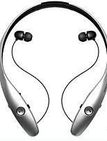auricular universal estereofónico de los auriculares del auricular de la banda para el cuello bluetooth inalámbrico para el coche