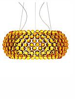 LED Chic & Moderne Lanterne Montage du flux Pour Salle de séjour Intérieur Salle à manger Ampoule incluse