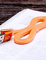 Fokoos USB 2.0 Connect Cable USB 2.0 to USB 2.0 Type C Connect Cable Male - Male 1.0m(3Ft) Both installed