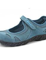 Chaussures de Course Chaussures de montagne Femme Antidérapant Etanche Vestimentaire Respirabilité Sport de détente Basses Tulle Cuir