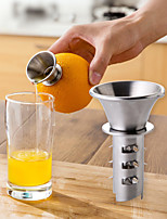 Lemon Squeezer Juicer Pourer Screw Limes Oranges Drizzle Fresh Citrus Juice Kitchen Accessories