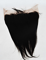 13x4 Lace Frontal Closure Straight  Human Hair Closure For Women