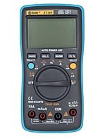 Offizielle BSIDE 8000 Zhlt Ture RMS Digital Multimeter ZT301 Multifunktions AC/DC Spannung Temperatur Kapazitt Tester