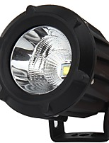 2X New Sunmoon Series LED Work Light Combo Beam Lighting Pattern 6500K LED White Color