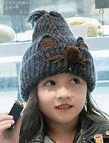 Enfant Chapeaux & Bonnets,Automne Hiver Coton / nylon avec un soupçon d'étirement