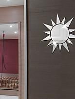 Espelhos Formas 3D Adesivos de Parede Autocolantes 3D para Parede Autocolantes de Parede Espelho Autocolantes de Parede Decorativos,