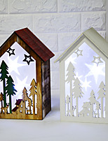 1pc Noël Décorations de NoëlForDécorations de vacances 29*14*16