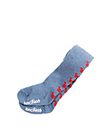 Girls' Others Winter Spring/Fall Hosiery,Cotton Stretchy Socks Blue Gray
