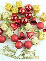 вечерние / вечерние рождественские пластиковые свадебные украшения элегантный стиль