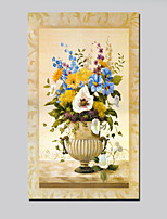 Отпечатки на холсте Абстракция,5 панелей Холст Любые формы С картинкой Декор стены For Украшение дома
