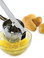 Stainless Steel Potato Ricer Boiled Vegetable Mashing Press Juicing  Maker Manual Fruit Puree