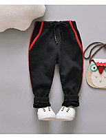 Boys' Color Block Pants-Others Fall
